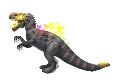 BS Tyrannosaurus Rex met dino geluid en lichtjes -Dinosaurus speelgoed 41CM