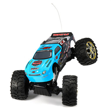 BS Rc Monster truck Crawler King 4WD Auto - schaal 1:10 (38CM)