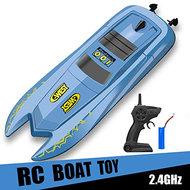 Rc boot 2.4ghz 10 km-h afstand bestuurbaar boot tot wel 50M oplaadbaar